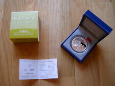 FRANKREICH 1 1/2 Pont Neuf (1607-2007) - France Silver Proof