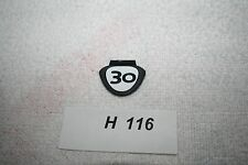 Ping  # 30 Number Tag Fits G5 G10 G15 K15 G20 Rapture & V2 Headcovers NEW #116