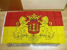 Fahnen Flagge Lingen Ems - 90 x 150 cm
