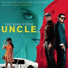 THE MAN FROM U.N.C.L.E. (ORIGINAL MOTION PICTURE S  CD NEW+ VARIOUS
