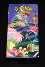 Sailor Moon The Doom Tree Collectible VHS Box Set 4 Tapes  FREE SHIPPING