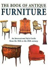 The Book of Antique Furniture by Rousseau, Francis