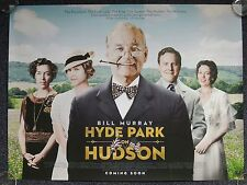 Hyde Park on Hudson Bill Murray - Original Film / Movie Poster Quad 76x102cm