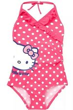 M&S MARKS & SPENCER HELLO KITTY SWIMMING COSTUME / SWIMSUIT 4-5 YEARS BNWT