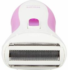 Philips HP6341 Battery Ladyshave Wet & Dry Single Foil Body Hair Pink Shaver