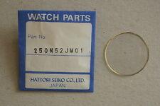 Seiko 250N52JM01 Vetro Crystal Glass Uhrenglas Verre Original NOS