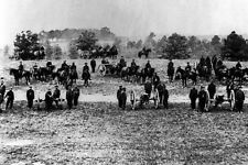 New 5x7 Civil War Photo: Soldiers of the Keystone Battery of Pennsylvania