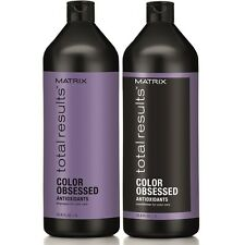 Matrix Total Results Color Obsessed Shampoo and Conditioner 1 Litre
