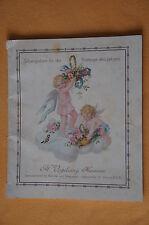 Alter Katalog - Silbergaben für die Festtage des Lebens, H.Vogelsang, Hannover