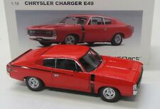 Chrysler Charger E49 ( 1971-1978 ) rot / AutoArt 1:18