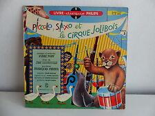 PICCOLO SAXO et le cirque Jolibois ANDRE POPP BROUSSOLLE FRANCOIS PERIER E1R0036