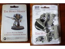 Forge World Limited Edition Space Marine Praetor Tartaros Terminator