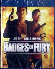 BADGES OF FURY Jet Li Wen Zhang BLURAY NEW .cp