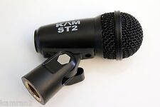 KAM ST2 Snare, Tom, drum, guitar cabinet mic wider frequency response than pg56