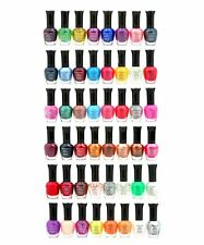 New Kleancolor Nail Polish Lot Of 72 Assorted Colors Lacquer Full Size Art