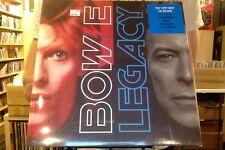 "David Bowie Legacy 2xLP sealed 180 gm vinyl + 12"" prints"
