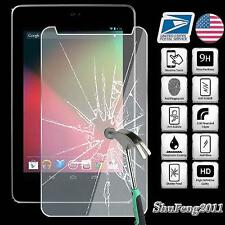 Tempered Glass Screen Protector For Google Nexus 7 1st Gen 2012 Tablet