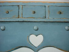 COUNTRY SHELF  WITH  HEARTS  LAUNDRY ROOM   Wallpaper Border