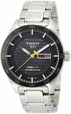 New Tissot PRS 516 Powermatic 80 Automatic Steel Men's Watch T1004301105100