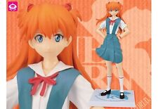 Sega EVA Evangelion 2.0 Movie Vol 7 Premium Figure Asuka Langley School Uniform