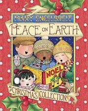 Peace on Earth - A Christmas Collection by Mary Engelbreit hardcover book NEW!