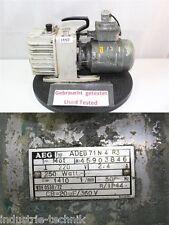 leybold Trivac S4A Pompa palette rotativa Pompa a vuoto