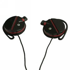 General Stereo MP3 Ear-hook Earphone Clip-on Headphones Sports Earphone