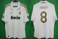 2011-2012 Real Madrid Home Jersey Shirt Camiseta Home UEFA CL UCL Kaka #8 XL NWT