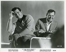ROCK HUDSON TONY RANDALL SEND ME NO FLOWERS 1964 VINTAGE PHOTO ARGENTIQUE N°1