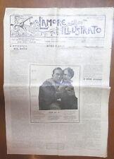 L AMORE ILLUSTRATO 12 agosto 1937 Raffaele Tosi Vincenzo Di Silvio Casarano di e