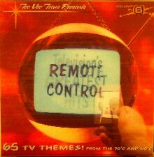TELEVISION'S GREATEST HITS 70's & 80's - 'REMOTE CONTROL' - 65 Tunes - Volume# 6