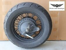 98-03 OEM HONDA SHADOW VT750  REAR WHEEL RIM W/ BRAKE CALIPER