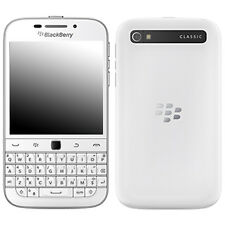 "New Imported BlackBerry Classic 16GB 2GB 3.5"" 8MP 2MP White"