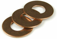 Silicon Bronze Flat Washer 5/16 Small, Qty 25