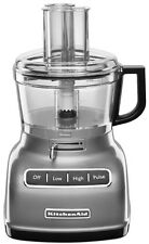KitchenAid 7 cup Food Processor Exactslice System Thick/Thin Slice RR-KFP0722CU