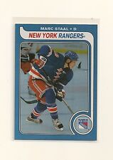 2008-09 O-Pee-Chee Retro RAINBOW Parallel #325 Marc Staal 072/100