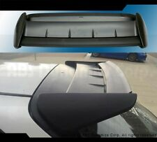 FOR 96-00 HONDA EK9 CIVIC HB SEEKER II STYLE SPOILER ABS PLASTIC BLACK UNPAINT