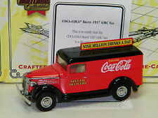 MATCHBOX - GMC VAN 1937 COCA COLA