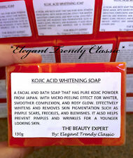 100% Authentic Kojic Acid Whitening Soap (Top Seller!)