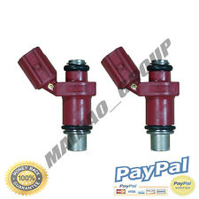 2PCS Fuel Injector 6D8-13761-00-00 For Yamaha Outboard 4 Stroke 80BEL 75-90HP