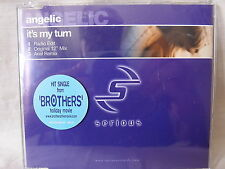 ANGELIC - HIT SINGLE FROM BROTHERS - 2000