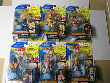 Dragon Ball Z Set Of 6  MIP Case Fresh Vintage Old Store Stock