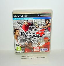 JEU PS3 VIRTUA TENNIS 4 REF 83
