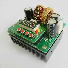 DC-DC 400W 6-40V to 8v-80v 10A Boost Converter Step-up Module Power Supply CC CV