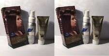 Lot of 2 Phyto Perfect Blow Dry Duo Volume Actif & Defrisant Travel Size Kits