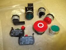 NEW Benedikt & Jager Lot of Push Button Selector Switches  *FREE SHIPPING*