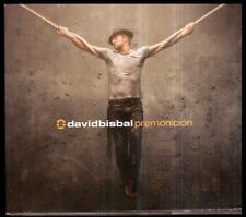 DAVID BISBAL - Premonicion - SPAIN Digipack CD + DVD Vale Music 2006