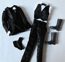 BARBIE COLLECTOR WEDDING DAY ELVIS AND PRISCILLA KEN OUTFIT ONLY