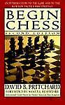 Begin Chess: Second Edition (Signet)
