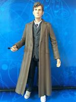 DOCTOR WHO FIGURE - THE 10th TENTH DOCTOR with SCREWDRIVER DAVID TENNANT